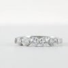 Wedding Bands With Stones #WS00001
