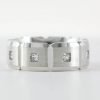 Wedding Bands With Stones #WS00006