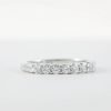 Wedding Bands With Stones #WS00009
